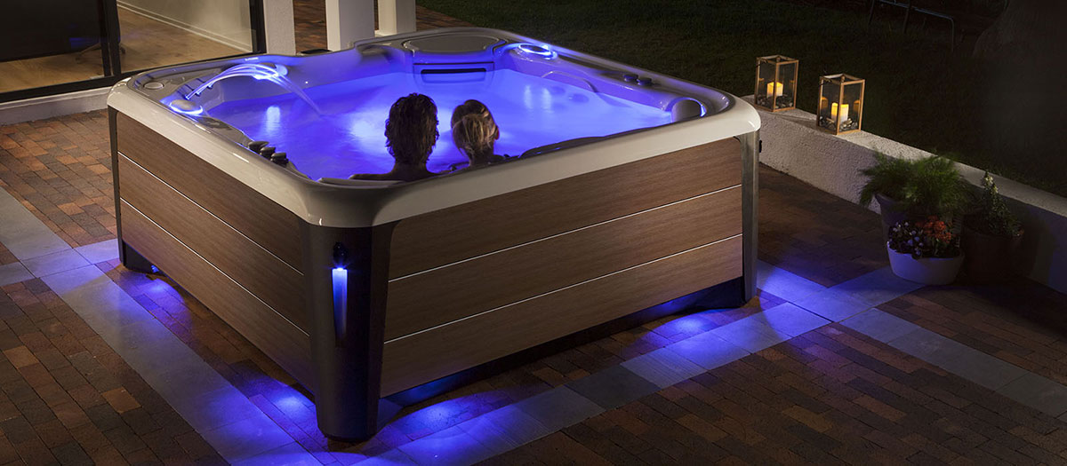 HotSpring Highlife Lighting