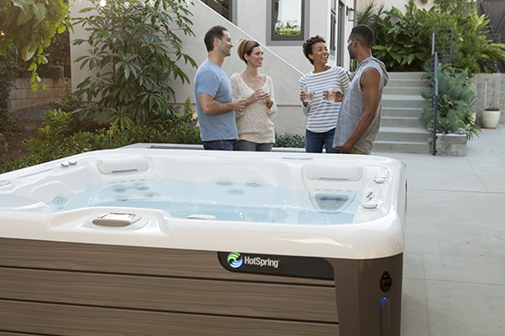 Some spa pricing variables are not based on the hot tub model you select. Instead, they are based on considerations like locale.